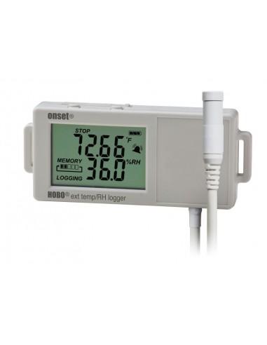 Rejestrator wilgotności i temperatury Onset HOBO UX100-023