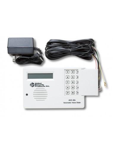 Autodialer do użytku z rejestratorami posiadającymi wyjście przekaźnikowe