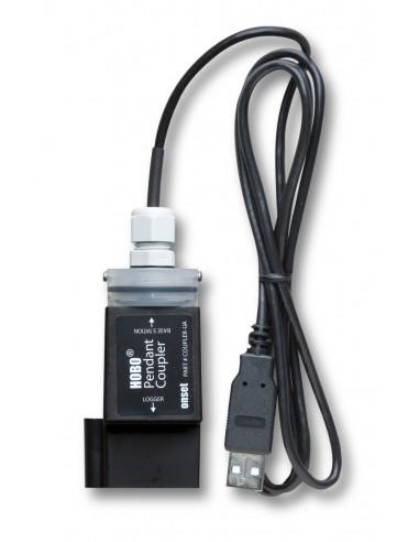 Interfejs optyczny BASE-U-1 do programowania rejestratorów i sczytywania danych