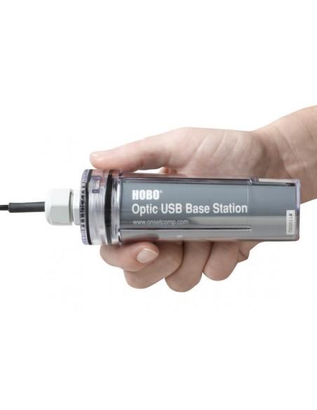Interfejs optyczny BASE-U4 do programowania rejestratorów i sczytywania danych