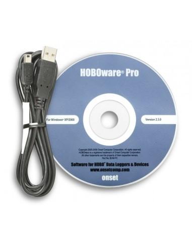 Oprogramowanie HOBOware Pro