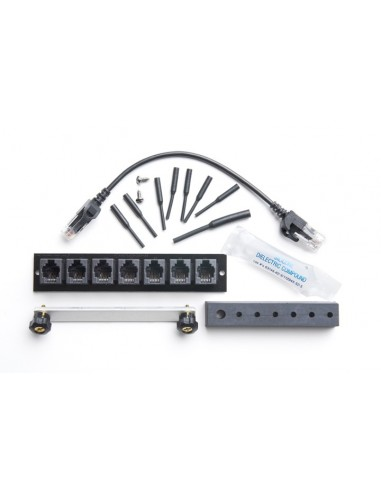 Zestaw umożliwiający podłączenie od 5 do 10 dodatkowych czujników