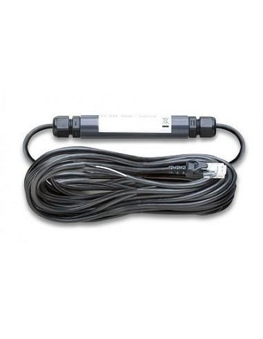 Adapter impulsowy z wejściem stykowym przekaźnika, 2 impulsy/s, przewód 1m