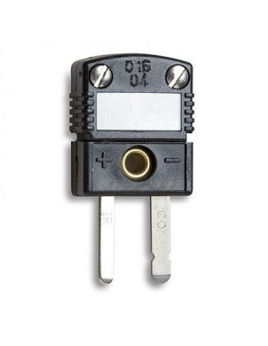 Złącze termoparowe mini typu J