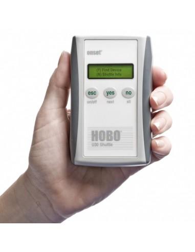 Wielofunkcyjny przenośnik danych z wyświetlaczem, do rejestratorów serii U30 i H2X