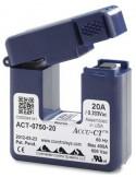 Transformator prądu zmiennego 0 … 20A z dzielonym rdzeniem, z wyjściem napięciowym 0 ... 333mV