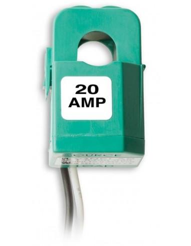 Transformator do pomiaru wartości skutecznej prądu zmiennego z zakresu 0 ... 20A