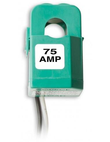 Transformator do pomiaru wartości skutecznej prądu zmiennego z zakresu 0 ... 75A, z wyjściem napięciowym 0 ... 333mV