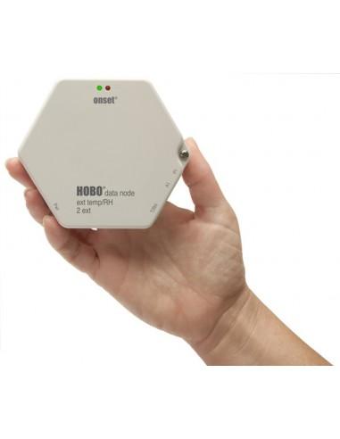 Bezprzewodowy rejestrator wilgotności, temperatury, impulsów i sygnałów analogowych ZW-005