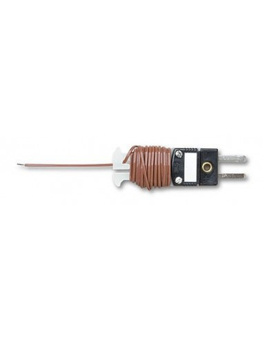 Sonda kablowa 1,8m, zakres: 0 ... +250°C, termopara typ J