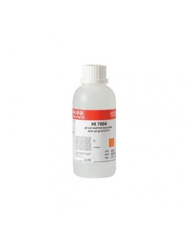 Roztwór buforowy pH 4,01 Hanna HI 7004M, flakon 230 ml