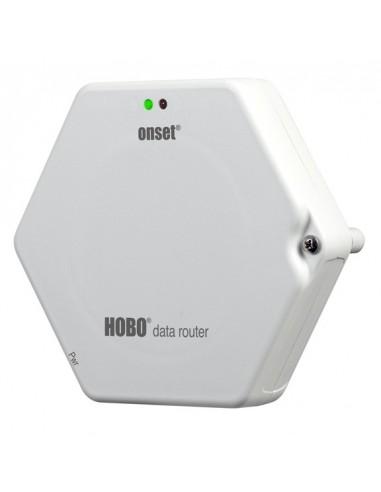 Repeater sygnału z wbudowanym czujnikiem temperatury dla czujników ZW