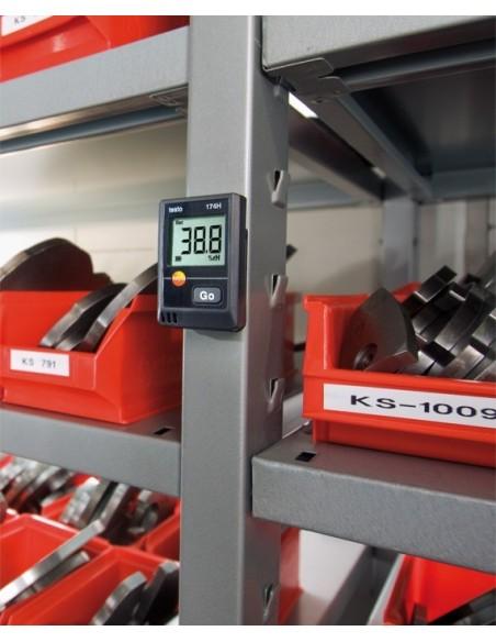Rejestrator wilgotności i temperatury Testo 174H