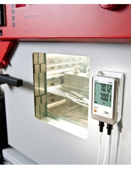 Rejestrator temperatury testo 176-T2