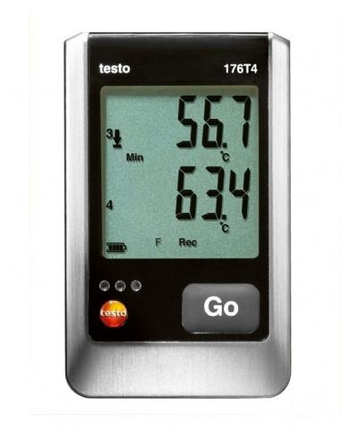 Rejestrator temperatury Testo 176-T4