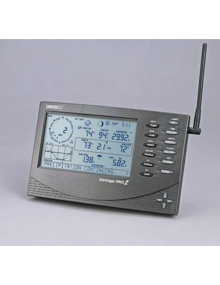 Konsola stacji meteorologicznej Davis Vantage Pro2