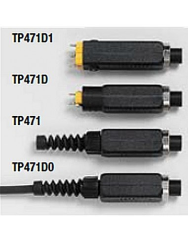 Moduł SICRAM do sondy temperatury z czujnikiem platynowym PRT TP471