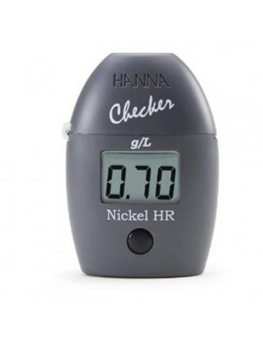 Mini fotometr do badania wysokiego zakresu niklu HI 726