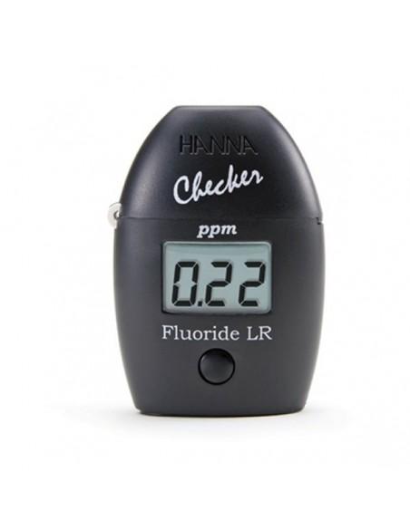 Mini fotometr do niskiego zakresu fluorków HI 729