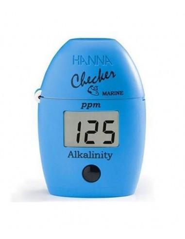 Mini fotometr do pomiaru zasadowości wody morskiej HI 755