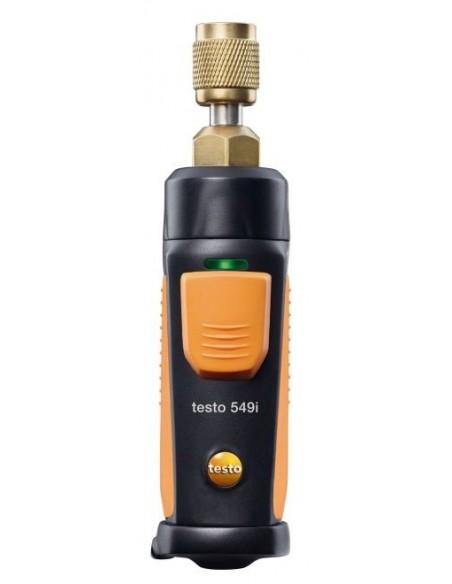 Testo 459i sonda do pomiaru ciśnienia czynnika chłodniczego