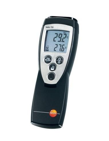 Elektroniczny termometr precyzyjny testo 720