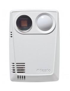 Bezprzewodowy rejestrator ze zintegrowanymi czujnikami temperatury i wilgotności oraz Lux i UV