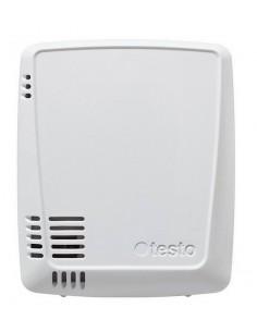 Bezprzewodowy rejestrator z wewnętrznym czujnikiem temperatury i wilgotności i dwiema sondami zewnętrznymi