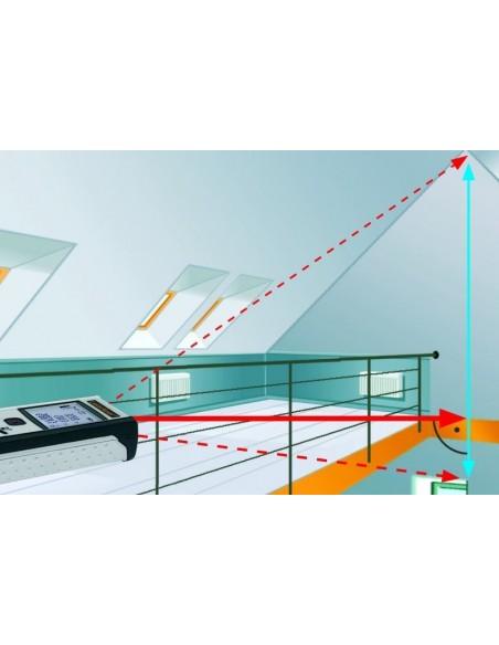 Dalmierz laserowy Laserliner DistanceMaster 80