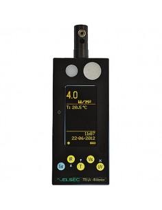 Miernik do pomiaru natężenia światła , UV, temperatury i promieniowania cieplnego Elsec 775