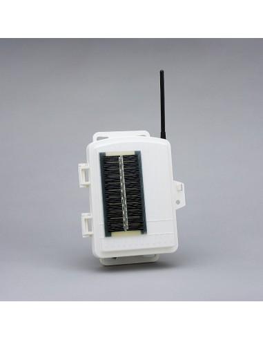 Stacja przekaźnikowa z baterią słoneczną, zasięg 300 m