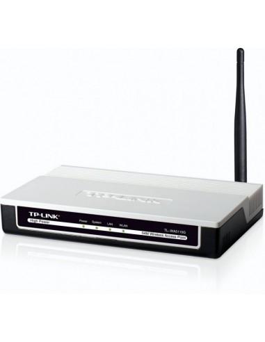 Router TL-WA5110G do szybkiego podłączenia przetworników z wyjściem Ethernetowym do sieci