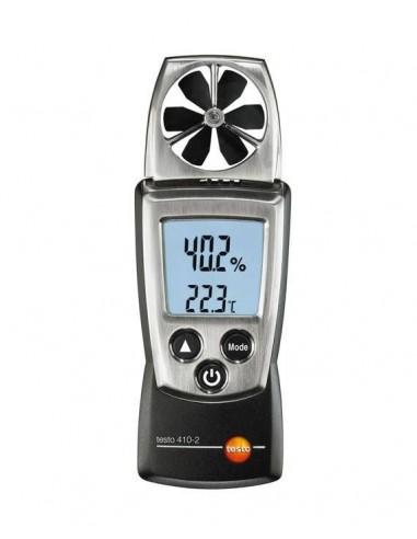 Anemometr wiatraczkowy testo 410-2