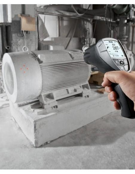 Pirometr laserowy testo 835-T1