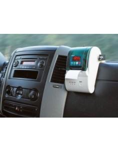 Rejestrator temperatury z drukarką DR201