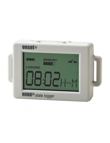 Rejestrator stanów logicznych/ ilości zdarzeń/ czasu pracy Onset HOBO UX90-001