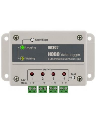 Rejestrator impulsów Onset HOBO UX120-017M, pamięć ok. 4 mln pomiarów