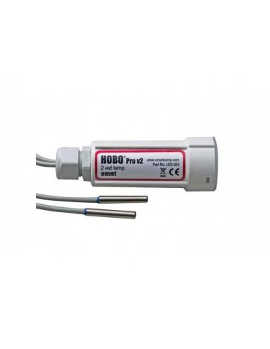 Rejestrator temperatury Onset HOBO U23-003 z sondami na przewodach