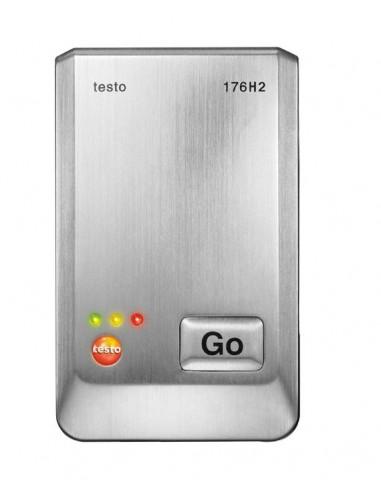 Rejestrator wilgotności i temperatury Testo 176‑H2