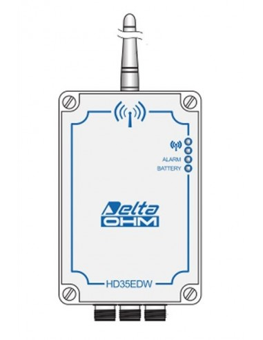 Wodoodporny rejestrator temperatury HD35EDW 7P/3TC