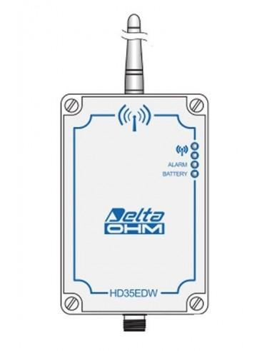 Wodoodporny rejestrator T/RH HD35EDW 17P TC