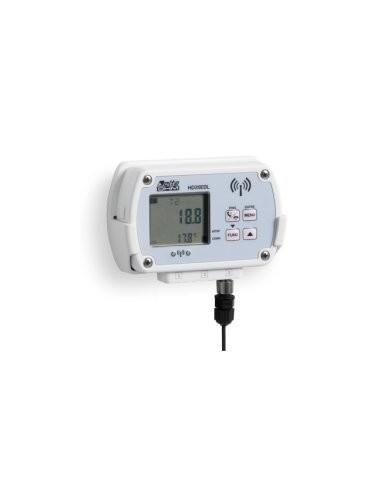 Rejestrator temperatury, wilgotności względnej i ciśnienia atm. z wyświetlaczem LCD - HD35EDL 14bN TC