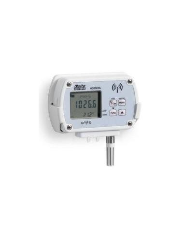 Rejestrator temperatury, wilgotności względnej i ΔP z wyświetlaczem LCD - HD35EDL 1N4r1 TV