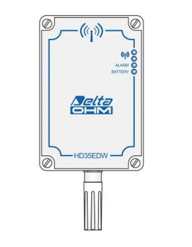 Wodoodporny rejestrator T/RH HD35EDW 1N TVI