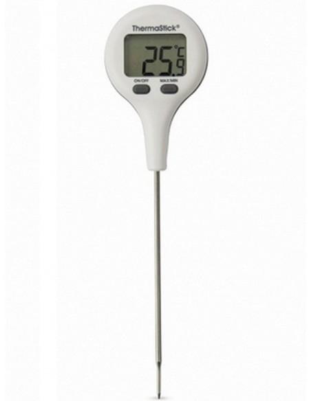 Termometr ThermaStick biały