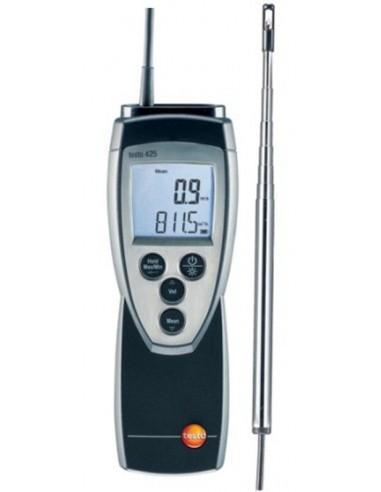 Termoanemometr z sondą testo 425