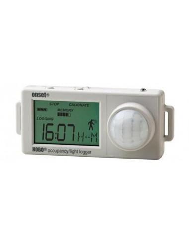 Rejestrator załączenia oświetlenia i obecności osób w pomieszczeniu Onset HOBO UX90-006M, pamięć max. 350K