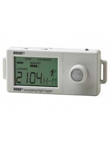 Rejestrator załączenia oświetlenia i obecności osób w pomieszczeniu UX90-005M, pamięć max. 350K pomiarów
