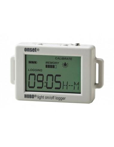 Rejestrator załączenia oświetlenia Onset HOBO UX90-002M, pamięć 350K pomiarów
