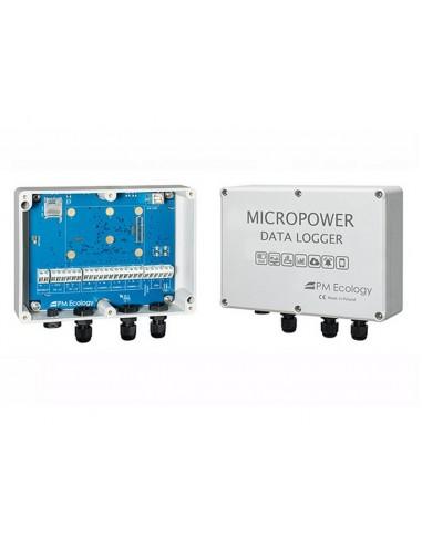 Bezprzewodowy rejestrator danych Micropower